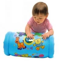 Inflatable PVC/TPU Roller for Kids 6 months and up