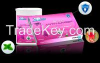 Antihunger gum