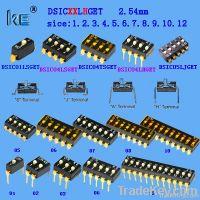DIP Switch DSIC2.54