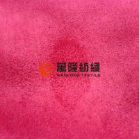 100% polyester ultra suede fabric for upholstery fabric