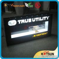Acrylic LED Display