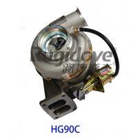 High Pressure Turbocharger HG90C (GT45/772055-5001)