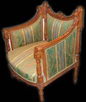 Louis XVI st. Arm Cahir