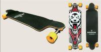 Drop Through Downhill Longboards