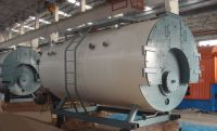 DZL type, Oil fired steam boiler