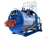 WNS type, Gas fired hot water boiler