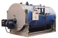 WNS type, Gas fired steam boiler