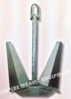 HHP AC 14 ship anchor for marine use with ABS LR CCS approval