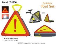 Lighted Emergency Tools Kit