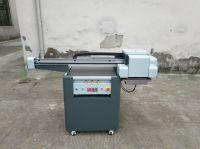 Small UV flatbed printer with Epson DX7 heads 60cm*90cm 3ft*2ft A1