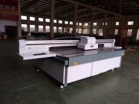 2513 UV Flatbed Printer with RICOH GEN5/GH2220/KM1024i heads heads for glass, ceramics, PVC board, wood