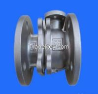 Silica Sol Precision Housing Steel Casting for Water Pump