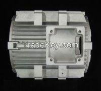 Nonferrous Casting Parts Precision Casting Housing Metallurgical Mining Equipment