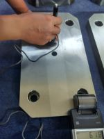 Chock Pressure Block ( Edger Roll)