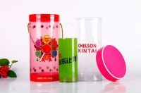Plastic tubes for packaging