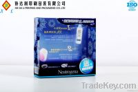 clear plastic cosmetic packaging boxes