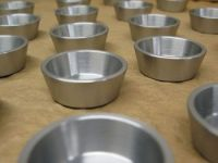 Molybdenum/tungsten Crucible for sapphire growing furnace