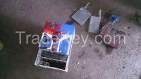 Battery plate Scrap (Rails)