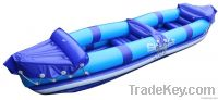 Inflatable kayak inflatable boat