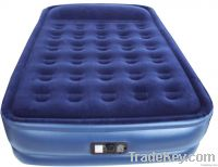 Double Air Bed with electric pump built in