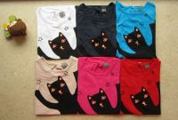 Kids T-shirts stock