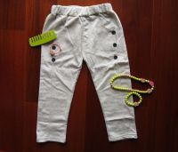 kid's sportswear stock child spring and autumn trousers