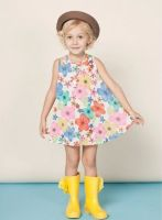 Baby dress kids vest dress girl skirts