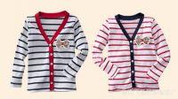 Girl cotton coating Kids spring clothing