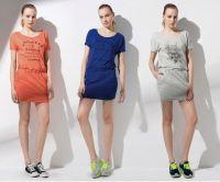 Women's leisure dress