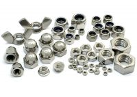 steel stainless nuts