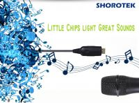 Own brand and own patent USB Receiver wireless microphone