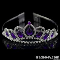 Wedding Bridal Purple