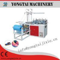 Model-PECPE automatic disposable plastic shoe cover machine