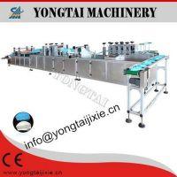 medical disposable surgeon cap making machine