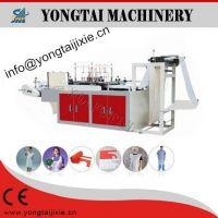 disposable plastic cleaning apron making machine