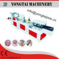 disposable non woven bouffant cap making machine