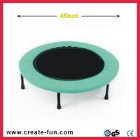 45inch low price jumping bed trampoline