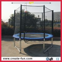 8ft low price bounce bed trampoline