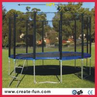14ft low price bounce bed trampoline