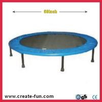 60inch low price jumping bed trampoline