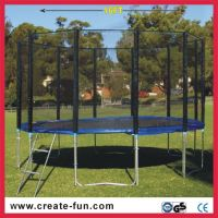 16ft low price bounce bed trampoline