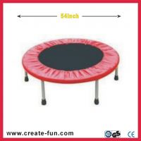 54inch low price jumping bed trampoline