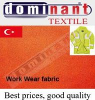 workwear fabric cotton  hi vis fabric High visibility polyester fabric for workwear t/c coverall workwear fabric workwear uniform e polyester 5 cotton