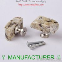 BK40 KITCHEN CUPBOARD CABINET GRANITE DRAWER DOOR KNOBS