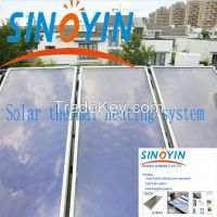 SKsolar thermal collector