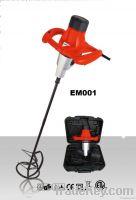 1200W powerful electric mixing machine