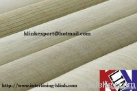 Cotton& Hair& Polyester Hair interlining for suits use KLINK-1010----b