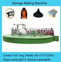 Sponge Foam Machine For Car Seat