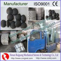 Ball press charcoal machine with good quality