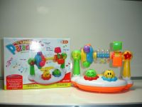 Baby musical toy with lights for children
